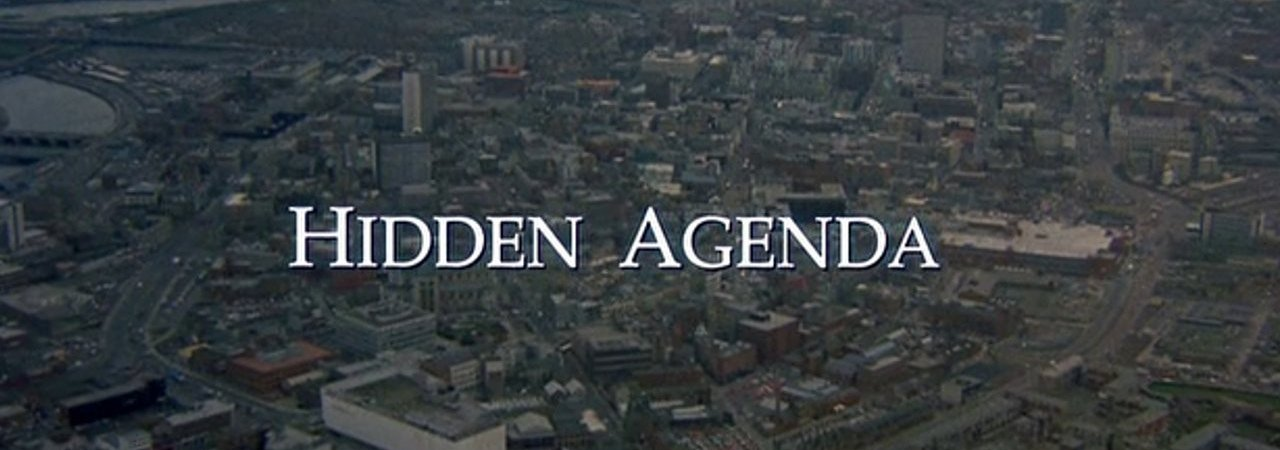 Photo du film : Hidden agenda