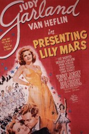 background picture for movie Lily mars vedette