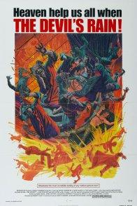 Affiche du film : La pluie du diable