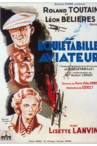 Affiche du film : Rouletabille aviateur