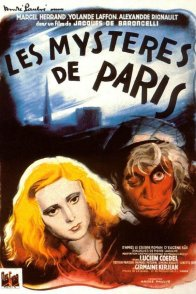 Affiche du film : Les mysteres de paris