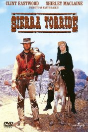 background picture for movie Sierra torride
