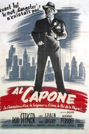 background picture for movie Al capone