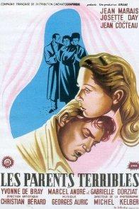 Affiche du film : Les parents terribles