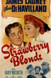 background picture for movie The strawberry blonde