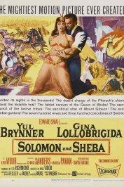 background picture for movie Salomon et la reine de saba