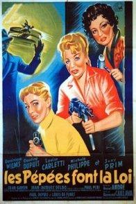 Affiche du film : Les pepees font la loi