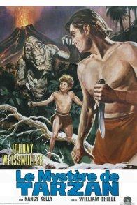 Affiche du film : Le mystere de tarzan