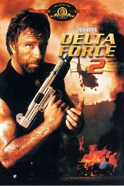 background picture for movie Delta force 2