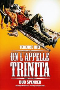 Affiche du film : On l'appelle trinita