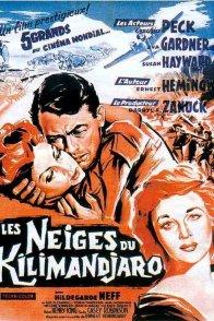 Affiche du film : Les neiges du kilimandjaro