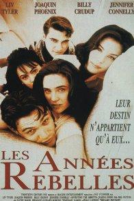 Affiche du film : Les annees rebelles