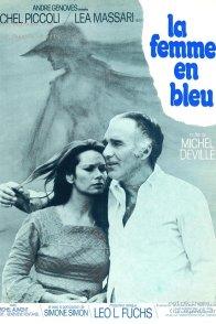 Affiche du film : La femme en bleu