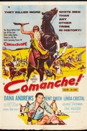 background picture for movie Comanche