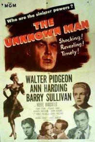 Affiche du film : The unknown man