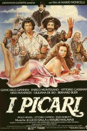 background picture for movie I picari