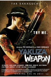 background picture for movie Yakuza Weapon