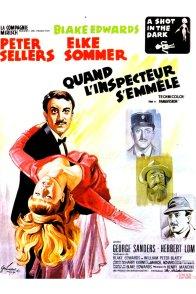 Affiche du film : Quand l'inspecteur s'emmele
