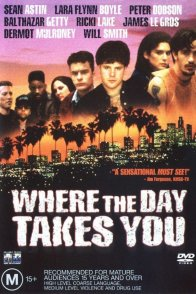Affiche du film : Where the day takes you