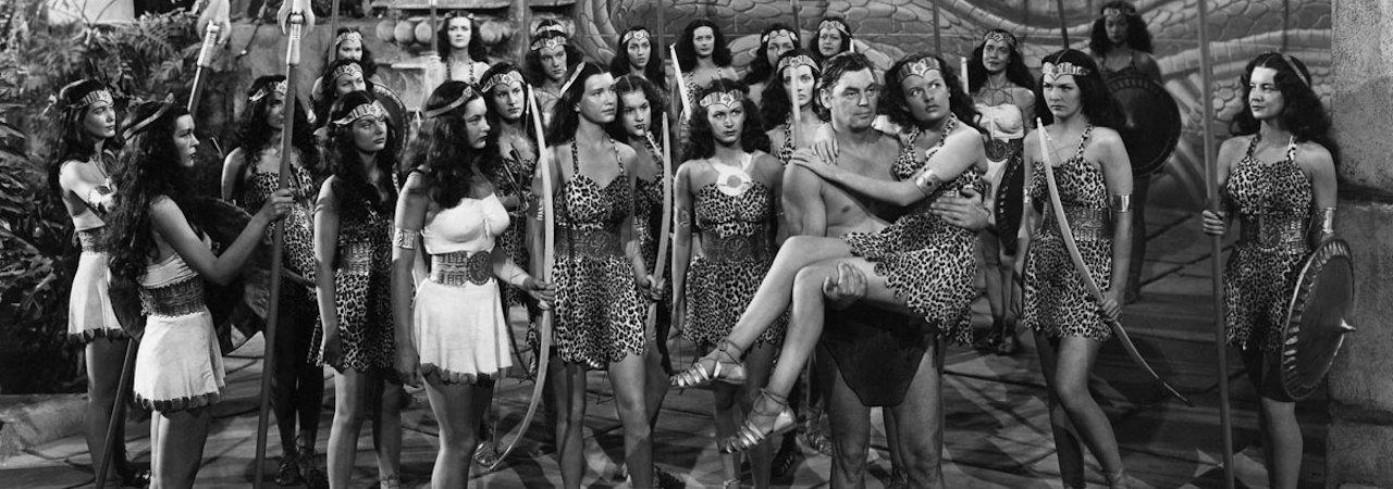 Photo du film : Tarzan et les amazones