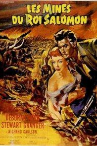 Affiche du film : Les mines du roi salomon