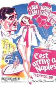 Affiche du film : C'est arrive a naples