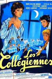 background picture for movie Les collegiennes