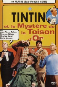 Affiche du film : Tintin et le mystère de la toison d'or