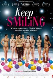 background picture for movie Keep Smiling