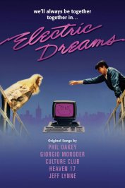 background picture for movie Electric dreams