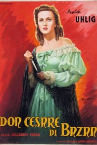 Affiche du film : Don cesare di bazan
