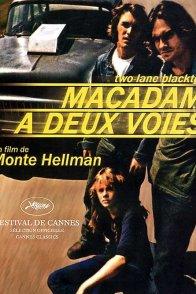 Affiche du film : Macadam a deux voies