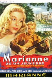 background picture for movie Marianne de ma jeunesse