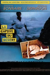 background picture for movie La captive du desert