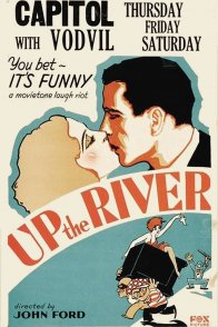 Affiche du film : Up the river