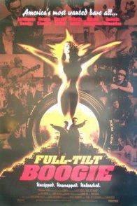 Affiche du film : Full tilt boogie