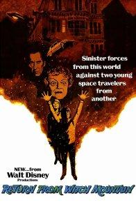 Affiche du film : Les visiteurs d'un autre monde