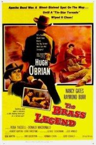 Affiche du film : The brass legend