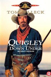 Affiche du film : Monsieur quigley l'australien