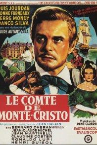 Affiche du film : Le comte de monte cristo