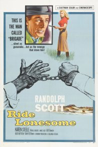 Affiche du film : Ride lonesome