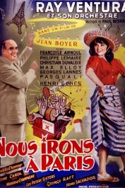 background picture for movie Nous irons a paris