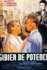 Affiche du film : Gibier de potence