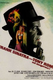 background picture for movie Tony rome est dangereux