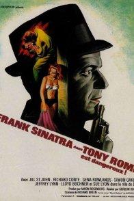 Affiche du film : Tony rome est dangereux