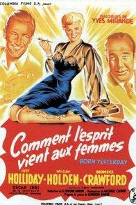 Affiche du film : Comment l'esprit vient aux femmes