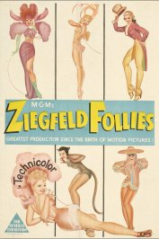background picture for movie Ziegfeld Follies