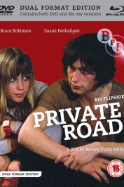 background picture for movie Private road