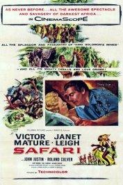 background picture for movie Safari