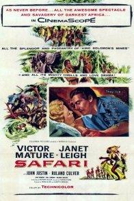 Affiche du film : Safari